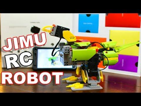 RC Legos Come to Life! – UBTECH Jimu 3D DIY Robot Kit – TheRcSaylors