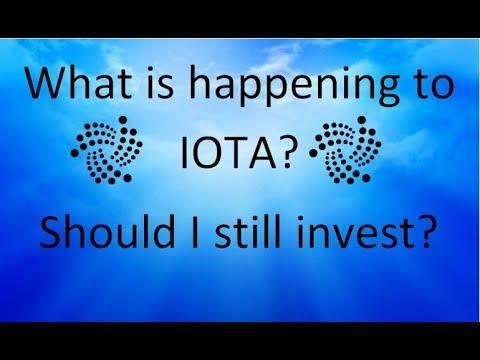 IOTA – News Update November 2017