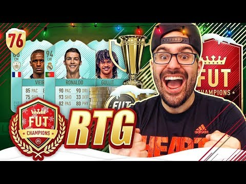 OMG OUR INSANE NEW 6,000,000 COIN RTG TEAM *MUST SEE*! FIFA 18 Ultimate Team #76