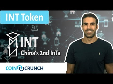 INT Chain Review – China's 2nd IoTa (HuaWei Partnership/Military IoT Devices)