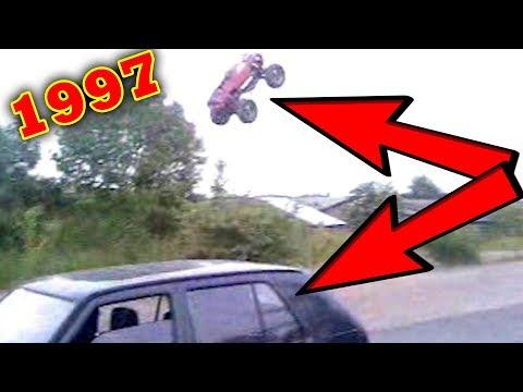 Bashing RC cars 20 years ago
