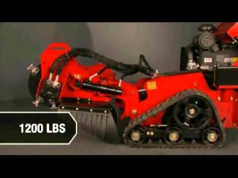TORO STX 26 Stumpgrinder
