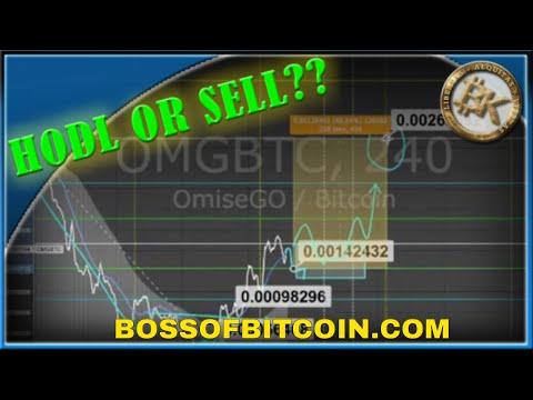 BK Crypto Trader Update Omisego OMG ⭐ Bitcoin Price $12K Jan 2018 | BossofBitcoin.com