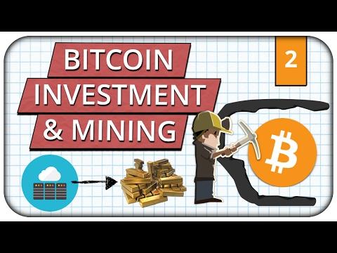 5 Möglichkeiten um in Bitcoin zu investieren – Bitcoin Mining & Co. ⛏