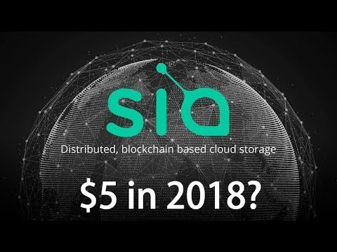 What is Siacoin (SC) and Why it Has Potential – Future of Cloud Storage? 2018 Altcoin Pick