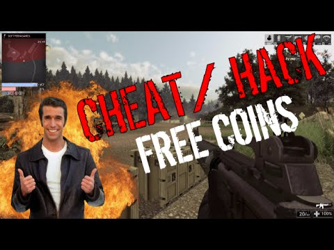 RED CRUCIBLE HACK | COIN CHEAT