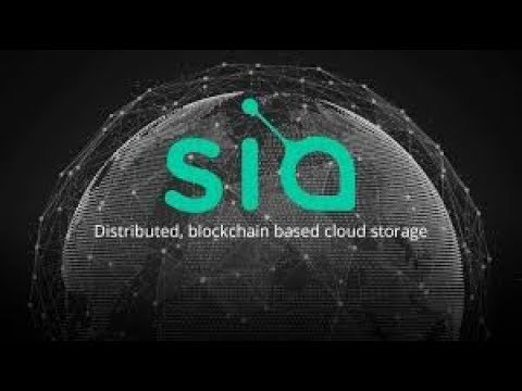 Is Siacoin (SC) Preparing To Moonshot In 2018?!