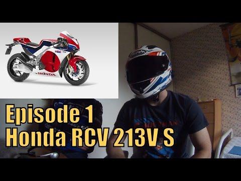 Le Canard fait Coin / Episode 1 : La Honda RC-213V-S