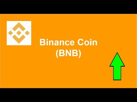 Why I am investing in Binance Coin! Learn more about BNB