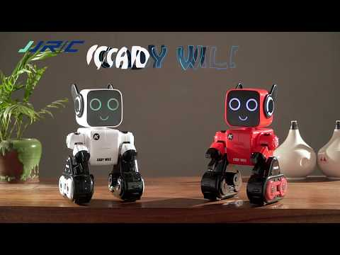 JJRC R4 CADY WILE 2.4G Intelligent Remote Control Robot Advisor Coin Bank Gift for Kids RM9488
