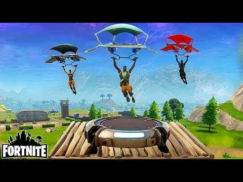 JUMP PAD IN PRE-LOBBY!? – Fortnite Funny Fails and WTF Moments! #81 (Daily Moments)