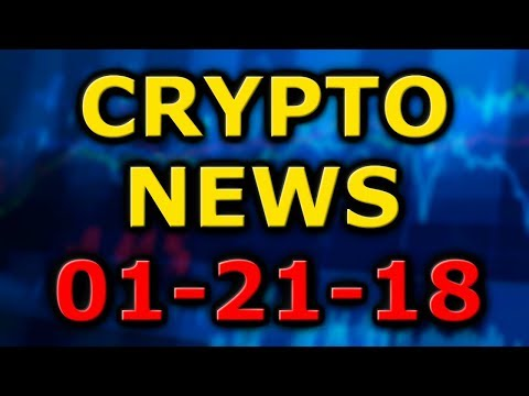 Bounty0x On Binance, Breyer Capital Joins VeChain, Cryptocurrency FUD (Crypto News 01/21/18)