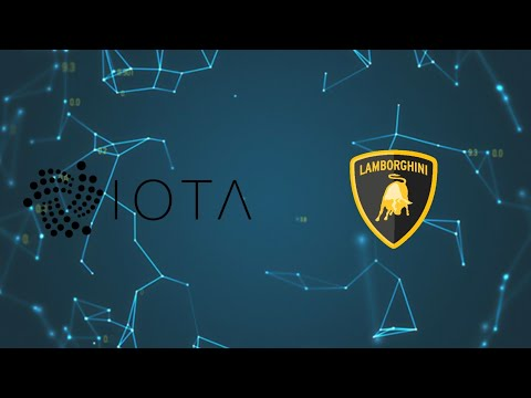 Why IOTA Could Be Used By Lamborghini