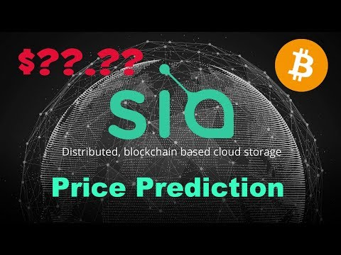 Siacoin Price Prediction (SC), Technical Analysis, Forecast and Investment Strategy for 2018