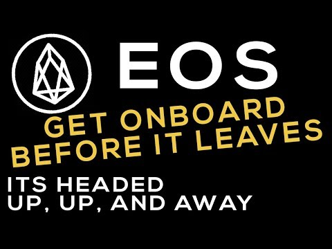 EOS Could Be a Game Changer In Your Portfolio, Check It Out