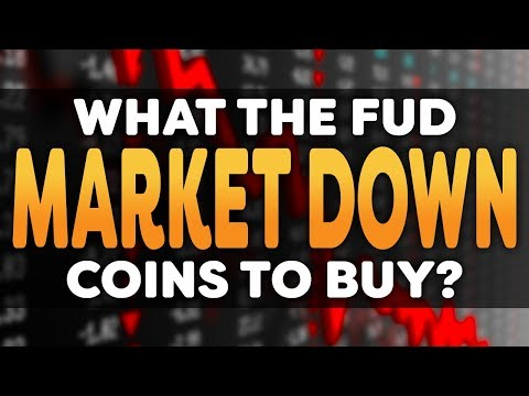 What The Fud? – Cryptocurrency Market Down As Rumors Swirl – Buying Opportunity?