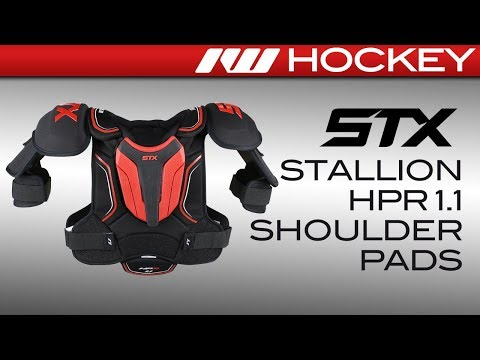 STX Stallion HPR 1.1 Shoulder Pad Review