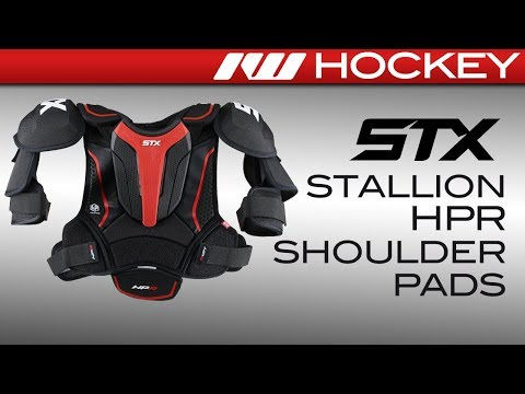 STX Stallion HPR Shoulder Pad Review