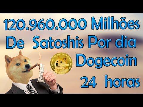 GANHE 1.400 SATOSHIS A CADA 20 SEGUNDOS  – DOGE 24 HORAS NO AUTOMATICO