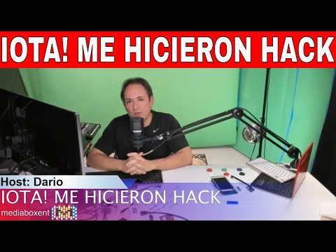 ME HICIERON HACK IOTA!