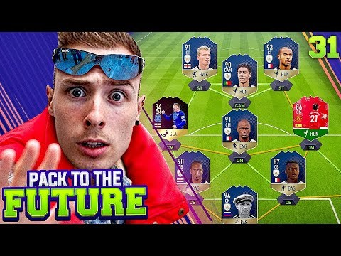 OMG 8 MILLION COIN SQUAD!!! ? PACK TO THE FUTURE EPISODE 31!!! FIFA 18 Ultimate Team