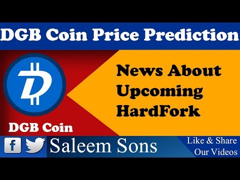 Digibyte (DGB) Coin Price Prediction 2018 And Upcoming Hardfork News By Saleem Sons