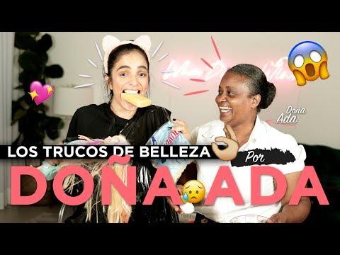 TRUCOS DE BELLEZA POR DOÑA ADA?? | Glency Feliz