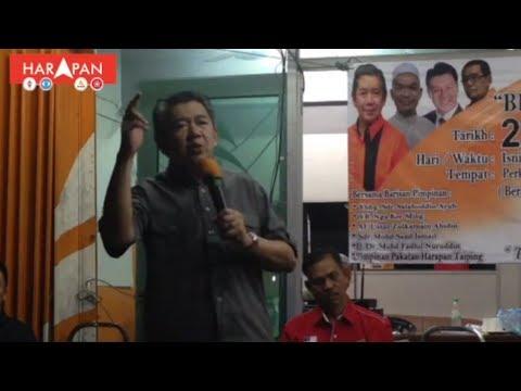 Jangan Sia-Sia Undi Pada BN Pru14~ Salahuddin Ayub