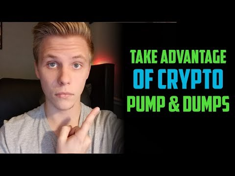 How To Take Advantage of Altcoin Pump And Dumps on Binance | Crypto Trading 2018