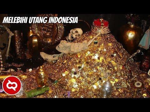 Hanya Ada Di Tanah Air Tercinta 5 PENEMUAN HARTA KARUN TERBANYAK DI INDONESIA