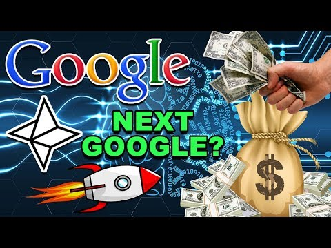 The Next Google? – Nebulas is Google of the Blockchain! – NAS Nebulas Google CryptoCurrency
