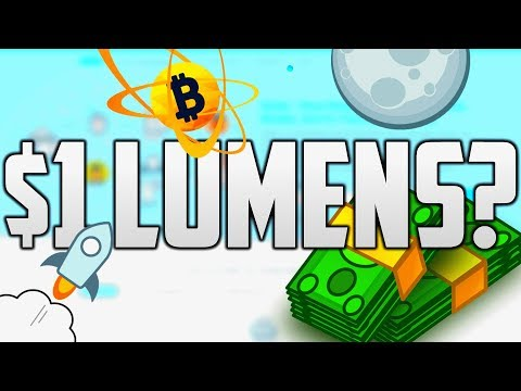 Stellar Lumens – Room to Grow?