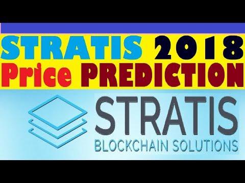Stratis coin – 2018 Price Prediction – Blockchain solutions