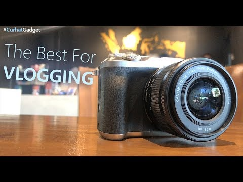 The Best Budget Mirrorless Camera For Vlogging! Canon EOS M6 Indonesia!