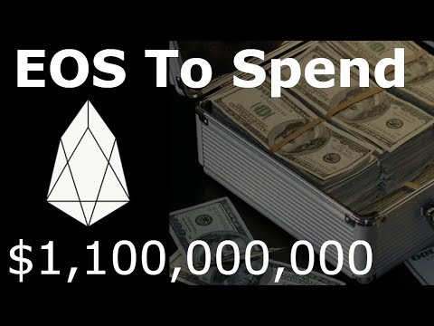 $1.1b ? Investment Fund For EOS Apps Announced In Korea