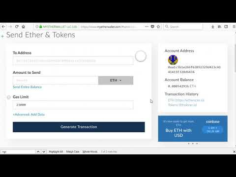 How to add (Naga Coin) NGC to myetherwallet