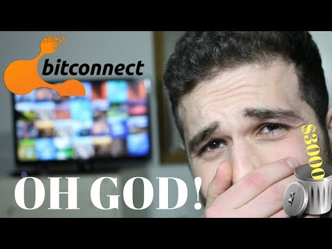 BITCONNECT! LOST $30,000 IN BITCONNECT 2018! CRYPTONICK NOW WHAT? SCAM