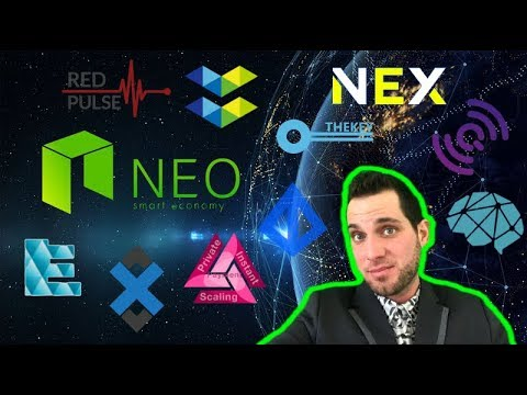 NEO News | DevCon | Top NEP-5 Cryptos 2018 | NEX TNC EKO DBC QLC TKY RPX ADX LRC ICX GAS