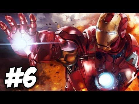 Iron Man 2 Walkthrough | Mission 4: PROTEAN | Part 6 (Xbox360/PS3)