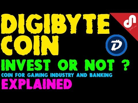 Digibyte Coin (DGB) – Invest in DigiByte or not ? Digibyte Coin explained in Detail  [Hindi]