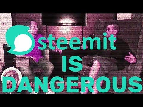 Jason Goodman and Quinn Michaels: Say No to Steemit