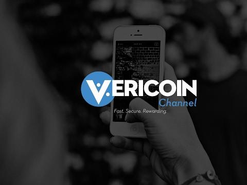 VeriCoin and Verium AMA