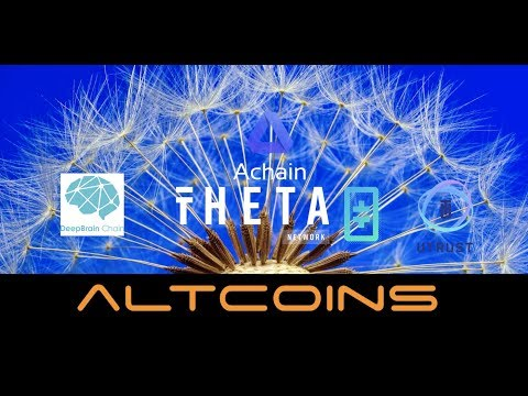 4 Cryptocurrency Altcoins To Watch in February 2018 Part 2
