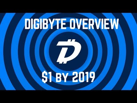 DIGIBYTE OVERVIEW – THE MOST UNDERVALUED CRYPTO ALTCOIN OF 2018