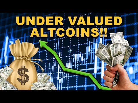 Under Valued Altcoins! – Which Altcoin Should You Invest In? – Altcoin CryptoCurrency