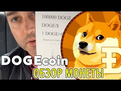 DOGECOIN – обзор монеты. Что таоке криптовалюта DOGE.