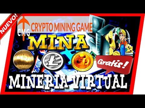 ? Mina Bitcoin Dogecoin Litecoin GRATIS En CriptoMiningGame MINERÍA VIRTUAL Pago Directo FaucetHub