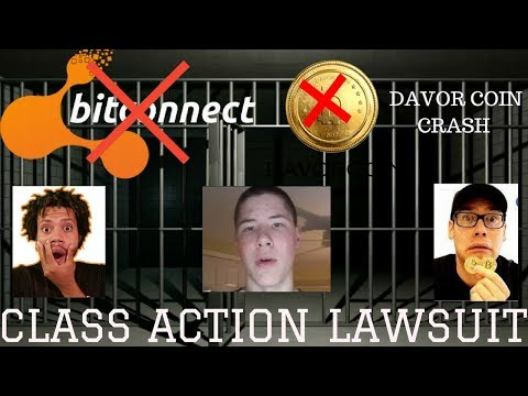 BitConnect LAWSUIT, Davor Coin CRASH… (Crypto Twilight Zone)