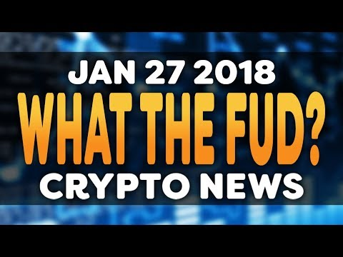 What The FUD? – Cryptocurrency News – Bitconnect Class Action Lawsuit Hitting YouTubers