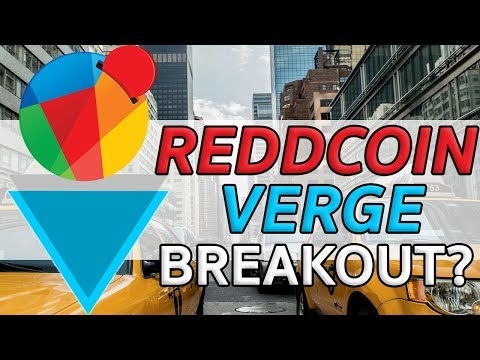 REDDCOIN & VERGE BREAKOUT SOON? RDD XVG BTCPRICE PREDICTION UPDATE (TECHNICAL ANALYSIS)